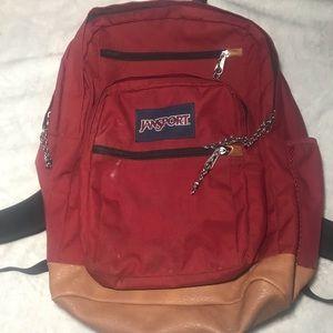 JanSport Red BackPack.